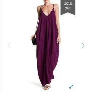 Lovestitch Gauze maxi dress